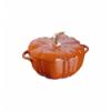 LOS GEMELOS STAUB 40511-403-0 Cocotte calabaza STAUB canela de hierro colado. Diametro: 24cm