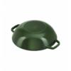 LOS GEMELOS STAUB 40511-465-0 Wok de hierro colado STAUB. Diametro: 30cm