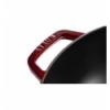 LOS GEMELOS STAUB 40511-466-0 Wok de hierro colado STAUB. Diametro: 30cm