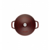 LOS GEMELOS STAUB 40511-512-0 Cacerola con chistera STAUB. Diametro: 24cm