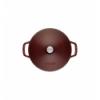 LOS GEMELOS STAUB 40511-513-0 Cacerola con chistera STAUB. Diametro: 28cm