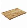 APS 872 Olive tabla rectangular buffet madera olivo 35x24x2 cm