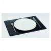 APS 996 Bandeja rectangular pizarra melamina negro 45x30 cm