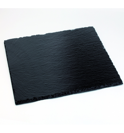APS 997 Bandeja pizarra natural 10x10x0.7 cm (4 uds)