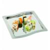 APS 1416 Bandeja buffet inox 32.5x32.5 cm