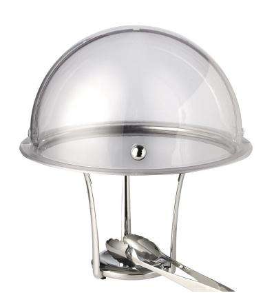 APS 3623 King soporte buffet metalizado 15x21 cm para bol