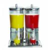 APS 10720 Duo top-fresh dispensador zumo doble 2x6 l inox