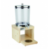 APS 10870 Dispensador liquido mad inox 18/10 4 l. 31x20x42cm