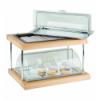 APS 11541 Expositor buffet frío 12 piezas