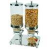 APS 11834 Classic duo dispensador cereales 2x8 l. 35x50x68cm