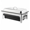 APS 12225 Chafing dish rectangular 63x36x29 cm
