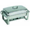 APS 12240 Caterer chafing dish inox gn 1/1 9 l. 67x35x35 cm