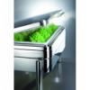 APS 12370 Chafing dish rectangular 9l. Gn 1/1 inox 18/8 66x48x33cm