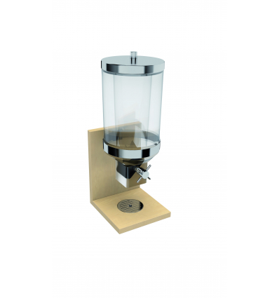 APS 13987 Dispensador cereales madera arce 4.5 l. 21x20x55cm