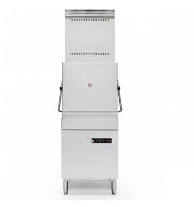 SAMMIC 1302275 Lavavajillas X-120V 400/50/3N (con condensador de vahos)