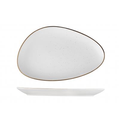 Happy scenic fuente oval-irregular 32.5x20 cm