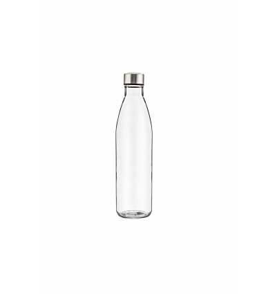 Aquazu botella con tapón acero inoxidable 75 cl.