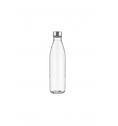 Aquazu botella con tapón acero inoxidable 1l