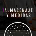 ALMACENAJE Y MEDIDAS