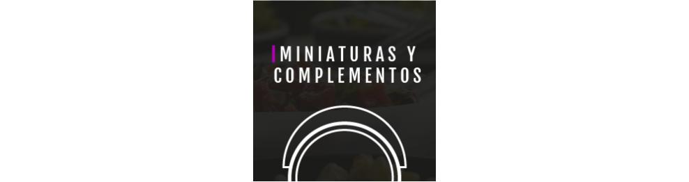 MINIATURAS Y COMPLEMENTOS