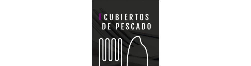 CUBIERTOS DE PESCADO