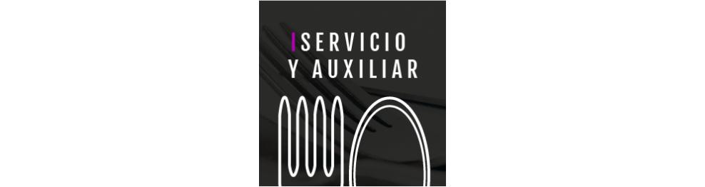 SERVICIO Y AUXILIAR